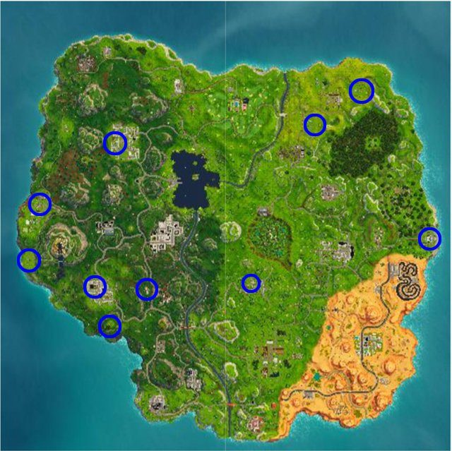 Fortnite Jigsaw Puzzle Pieces