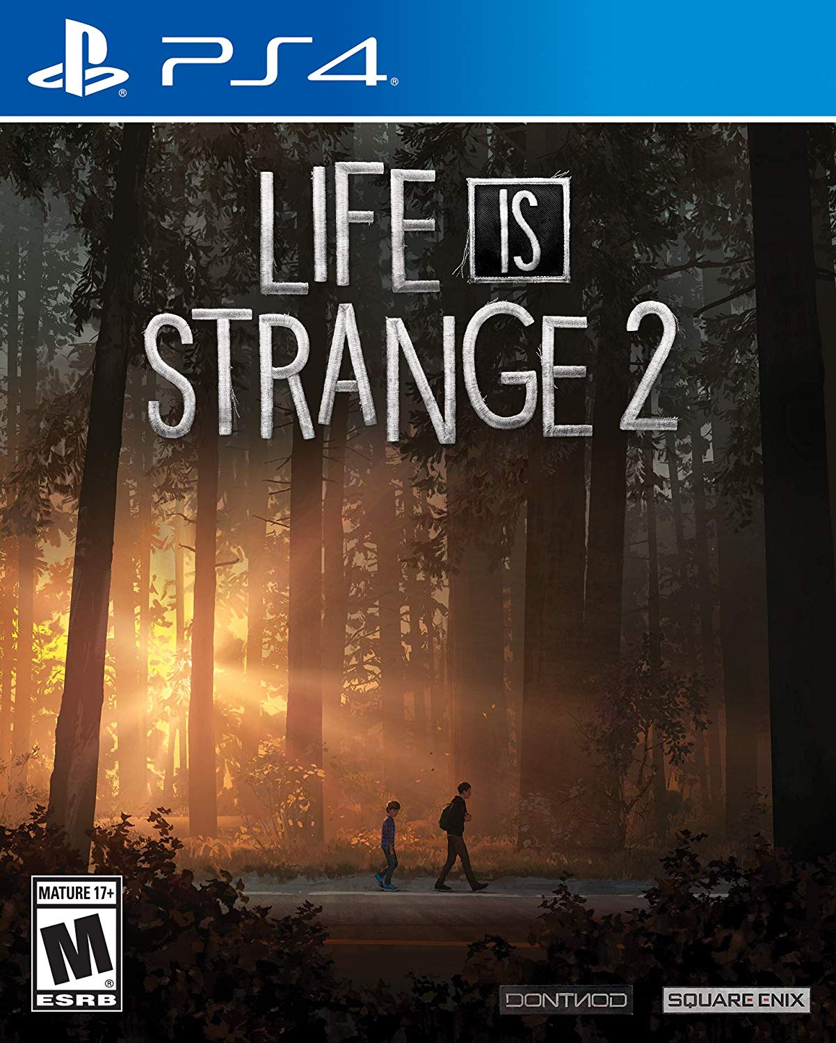 Box art - Life Is Strange 2 Review | Clumsy, cringeworthy, and only occasionally charming
