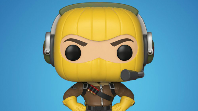 New Fortnite Funko
