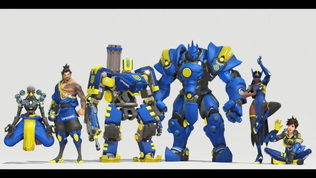 Overwatch League Boston Uprising