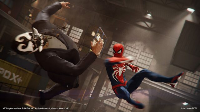 Spider-Man PS4 delivers knockout accessibility options
