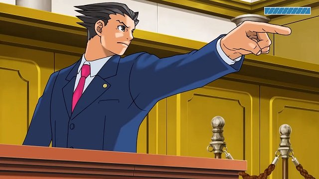 The Phoenix Wright: Ace Attorney Trilogy is coming to a console near you!