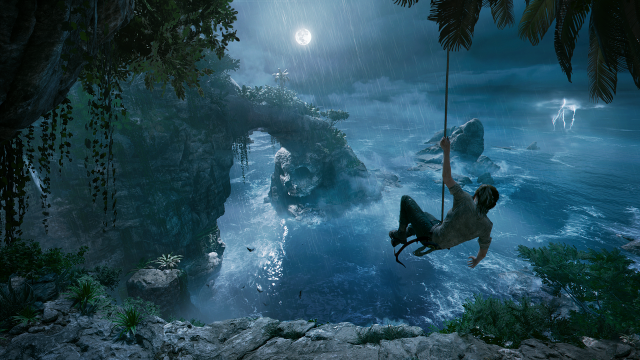 September 2018Xbox Games Shadow of the Tomb Raider