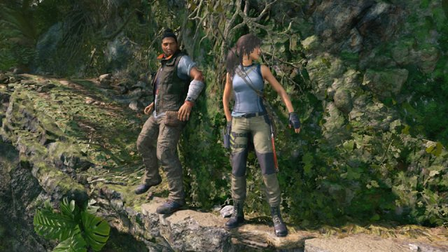 lara croft and the guardian of light pc coop