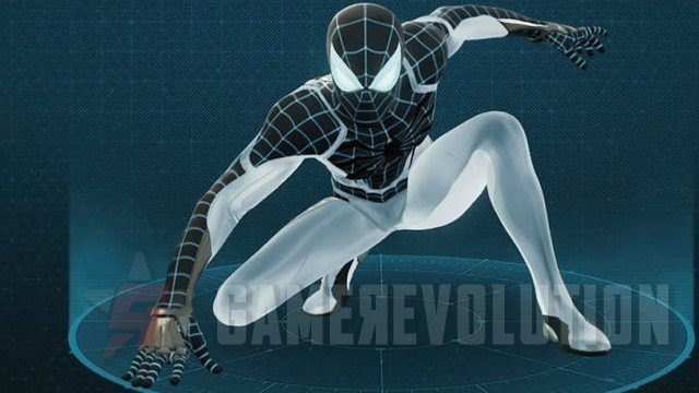 Spider-Man-Negative-Suit