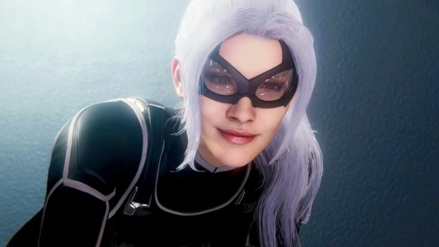 spider-man ps4 black cat