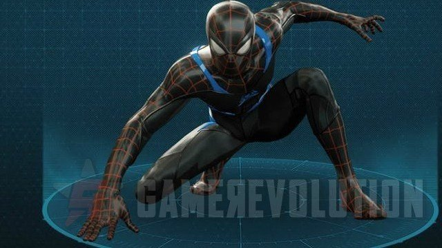 Spider-Man-Secret-War-Suit