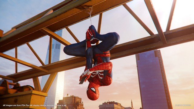 Spider-Man Day One Patch
