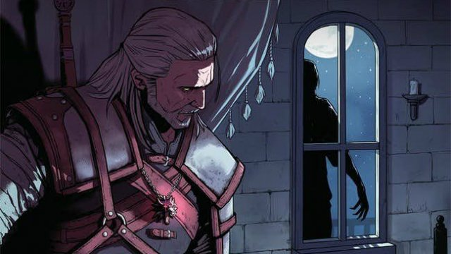 The Witcher Comic Featured Image