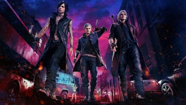 devil may cry 5 pc specs