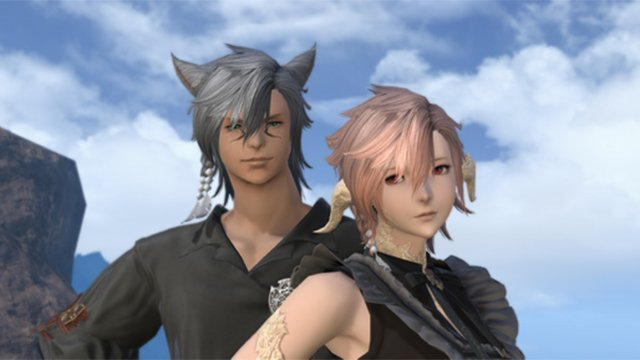 Final Fantasy 14 4.4 New Hairstyles