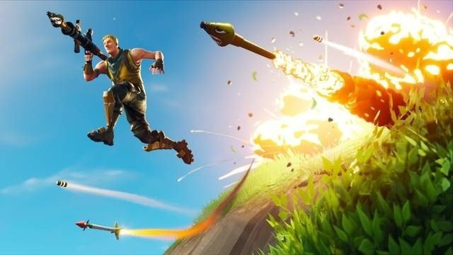 Fortnite Week 9 Loading Screen
