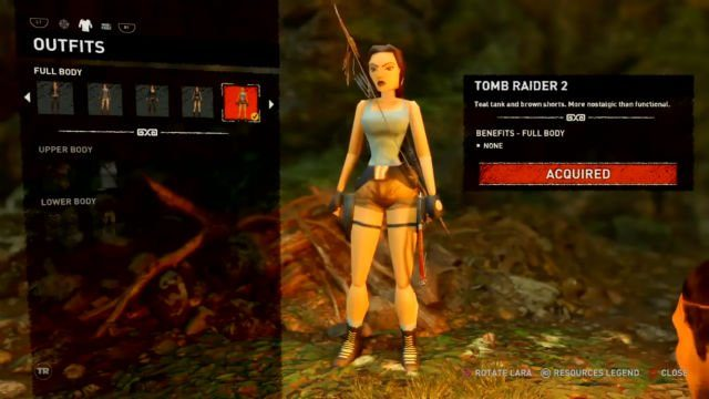 shadow of the tomb raider ps1 skin