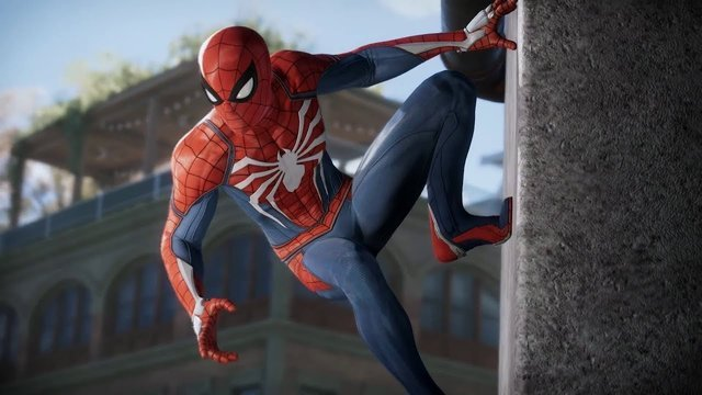Spider-Man PS4 DLC 1