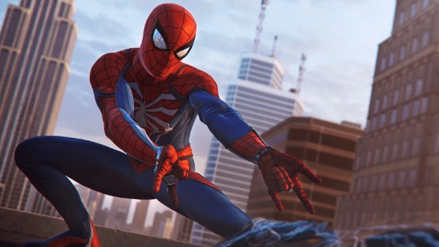 Spider-Man PS4 1.06 Update