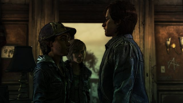 the walking dead: the final season review episode 2