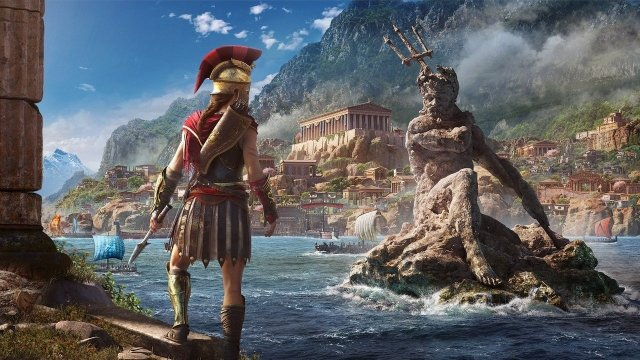 Assassin's Creed Odyssey 1.03 Update