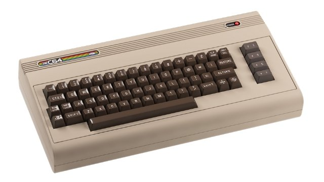 C64 Mini Review - A Fun Look Back at a Beloved Computer - GameRevolution