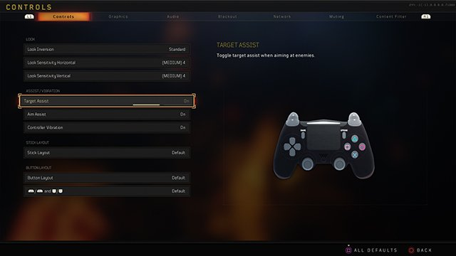 Black Ops 4 ADS Sensitivity Settings - Where Are They