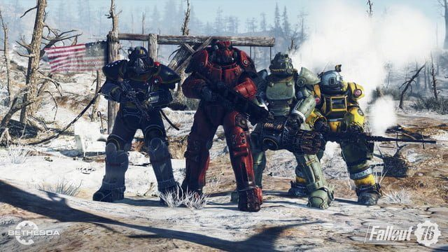 Fallout 76 Story Details