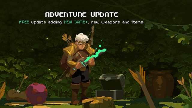 Moonlighter Adventure Update