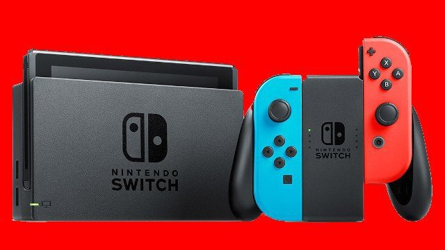 Nintendo Switch update 6.0.1