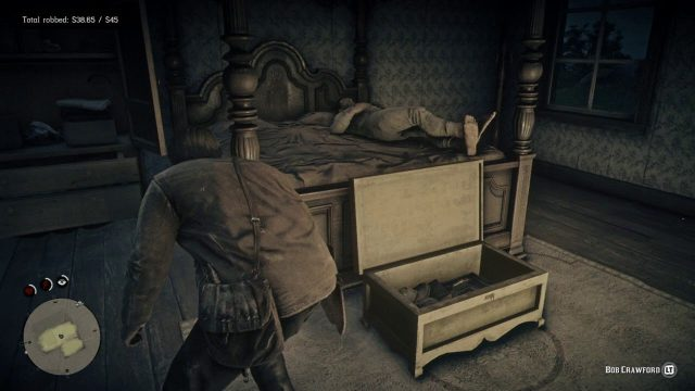 Red Dead Redemption 2 Hidden House Chests