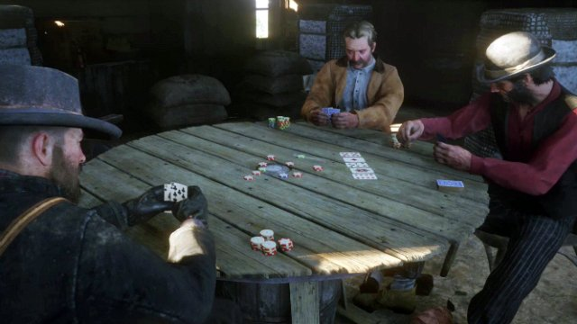 Red Dead Redemption 2 - How to Play Poker and Win