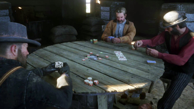 Red Dead Redemption 2 How to Play Poker and Win