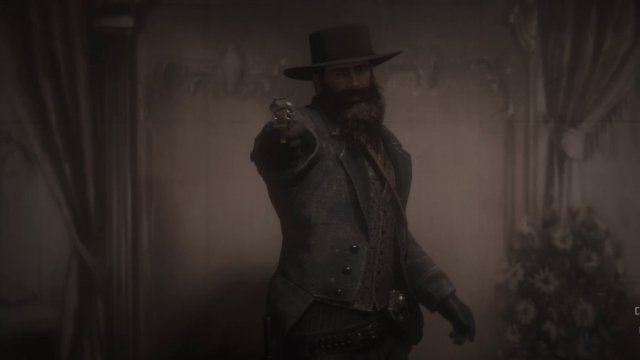 Red Dead Redemption 2 Photo Mode How to Take a Selfie