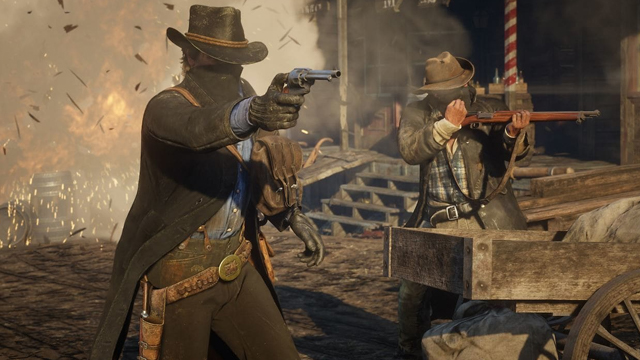 red dead redemption 2 rockstar crunch controversy