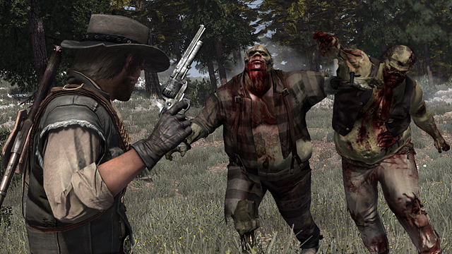 Red Dead Redemption 2 Undead Nightmare 2 Mode