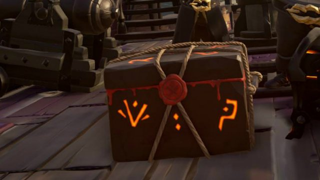 Sea of Thieves Box of Wondrous Secrets