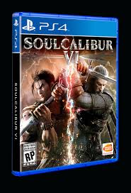 Box art - Soul Calibur 6