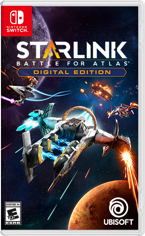 Box art - Starlink: Battle for Atlas