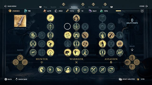 Assassin's Creed Odyssey - What Is the Best Loadout?