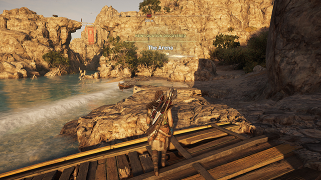 Assassin's Creed Odyssey Arena - Where Is It? assassin's creed odyssey arena