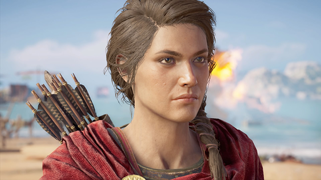 Assassin's Creed Odyssey Region Levels - Do They Scale?