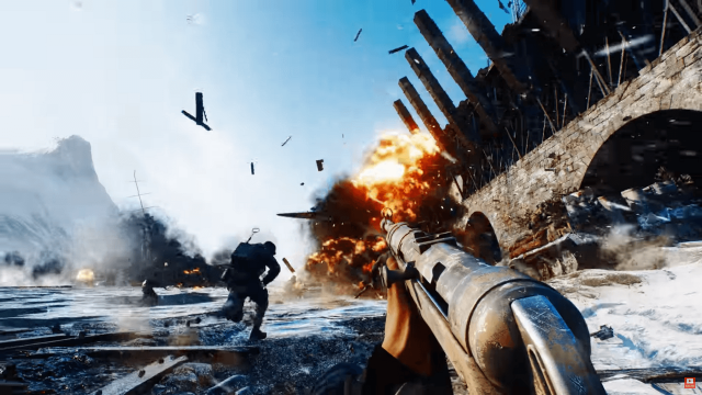 battlefield 5 weapons list number
