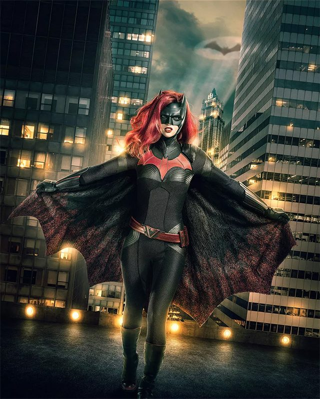 batwoman costume comic