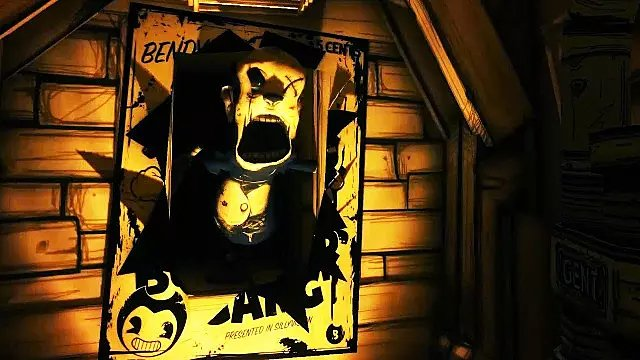 Bendy and the Ink Machine Console Trailer