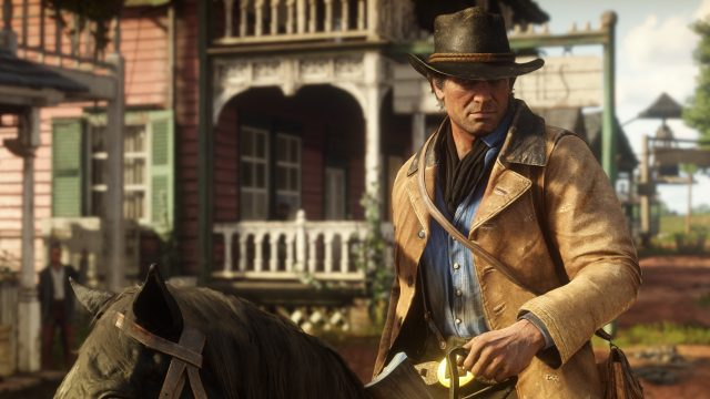 how many red dead redemption 2 chapters