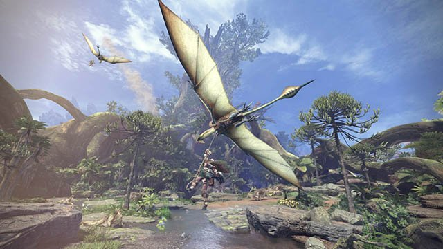 Monster Hunter World PC Title Update October 2018