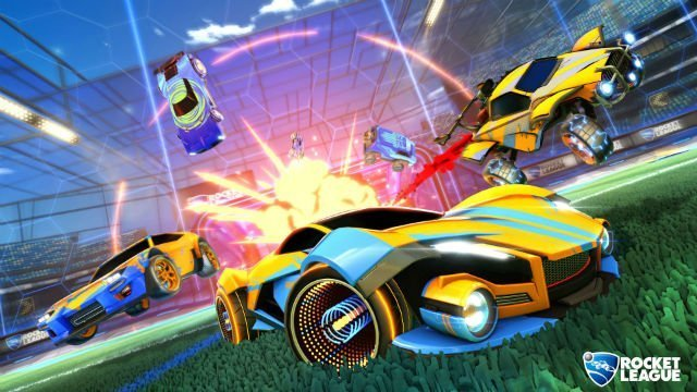 rocket league double xp weekend