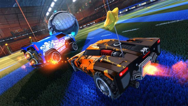 rocket league roadmap, Best PS4 Couch Co-op Games