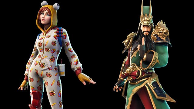 Fortnite 6 10 Datamine Leaked Skins - Spider Knight - GameRevolution