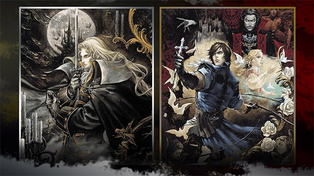 Box art - Castlevania: Requiem