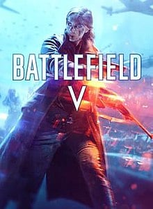 Box art - Battlefield 5
