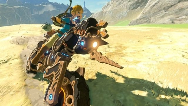 breath of the wild 2 changes and features