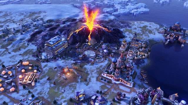 Civilization VI Gathering Storm